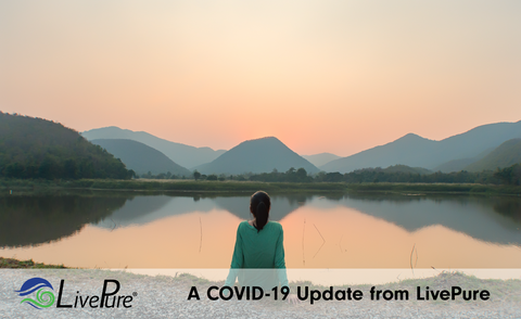 COVID-19 Update from LivePure