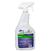 LivePure Anti-Allergen Fabric Spray LP-SPR-32, 32 OZ