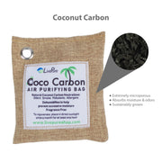 LivePure CocoCarbon Air Purifying Bags