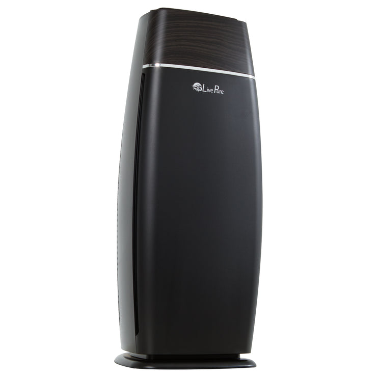LivePure LP260TH Sierra Series True HEPA Digital Tall Tower Air Purifier