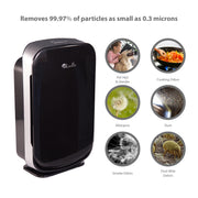 LivePure Aspen Series True HEPA Air Purifier
