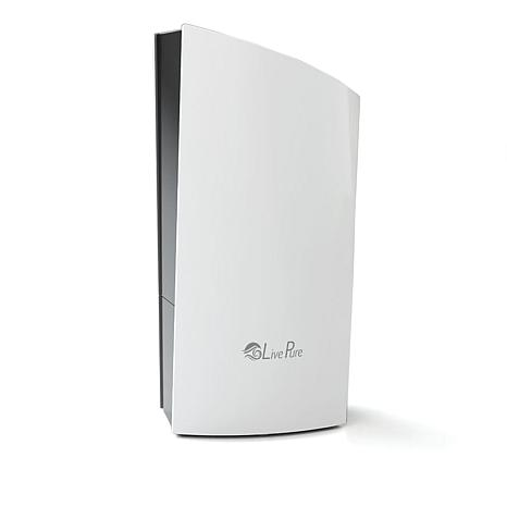LivePure 1.3L Ultrasonic Cool Mist Humidifier