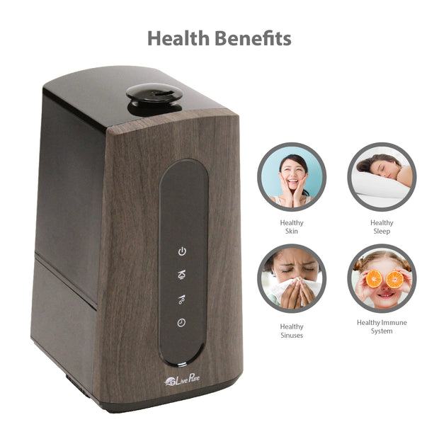 LivePure 5L Ultrasonic Cool Mist Humidifier