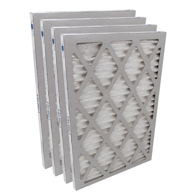 LivePure MERV 11 HVAC Furnace Filters, 4 Pack