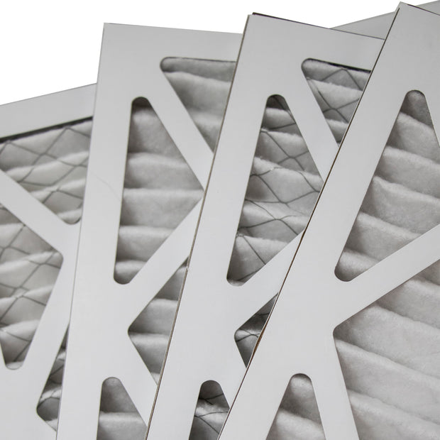 LivePure MERV 13 HVAC Furnace Filters, 4 Pack