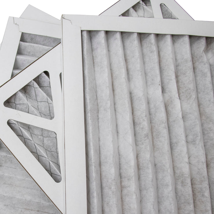 LivePure MERV 8 HVAC Furnace Filter, 4 Pack