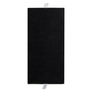 LivePure Sierra Medium Tower Air Purifier Carbon Replacement Pre-Filter LP-PF400 Attached to True HEPA Filter