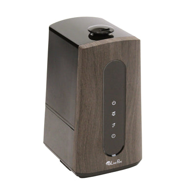 LivePure Ultrasonic Cool Mist Tabletop Humidifer LP650HUM