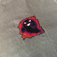 Death God Embroidered