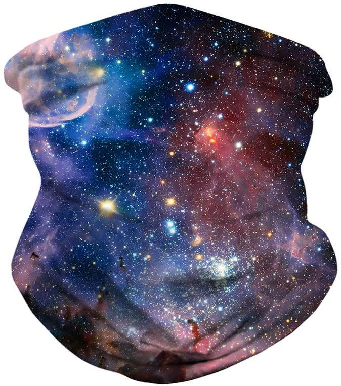 Multifunctional Fashion Headwear-Starry sky