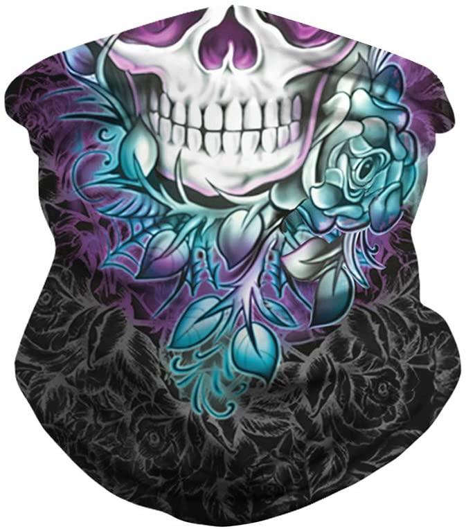 Fashion Multifunctional Bandanas-Skull