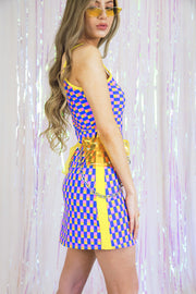 west coast maven dress