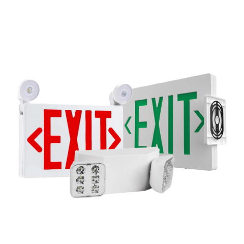 LED Exit Sign /Emergency Lights