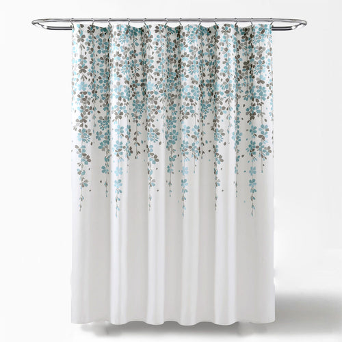 Weeping Flower Shower Curtain Single