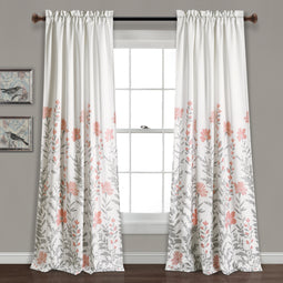 Aprile Room Darkening Window Curtain