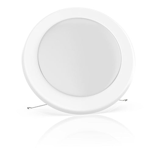 15W LED Disk Recessed Ceiling Light Fixture - 5/6-inch Dimmable - Commercial Downlights - cETLus Certified - CRI 90+