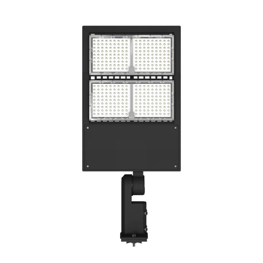300W LED Pole Light With Photocell ; 5700K ; Universal Mount ; Black ; AC100-277V