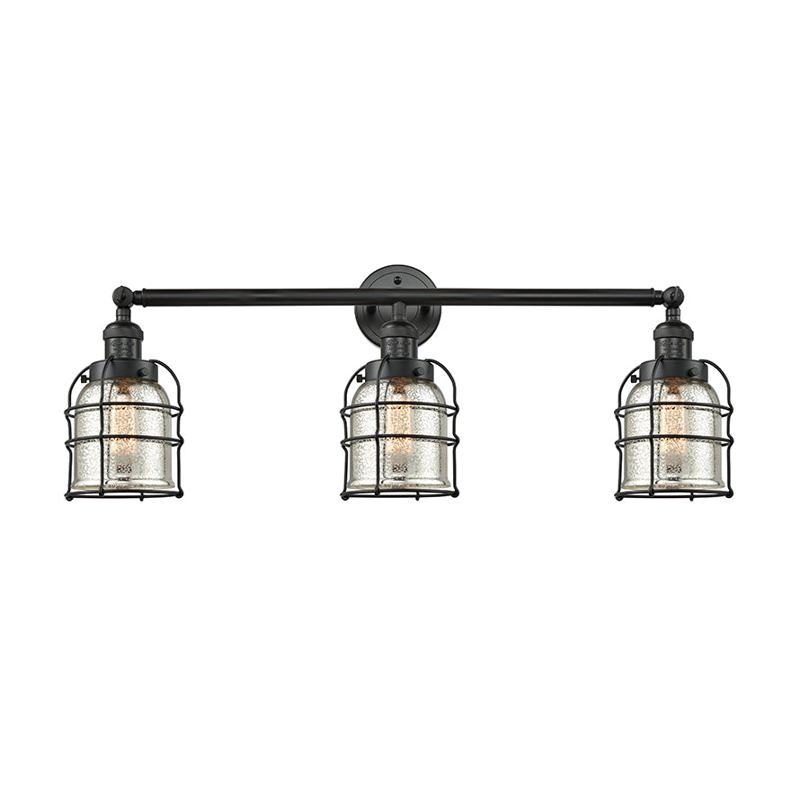 Small Bell Cage 32-Inch Adjustable Bathroom Fixture