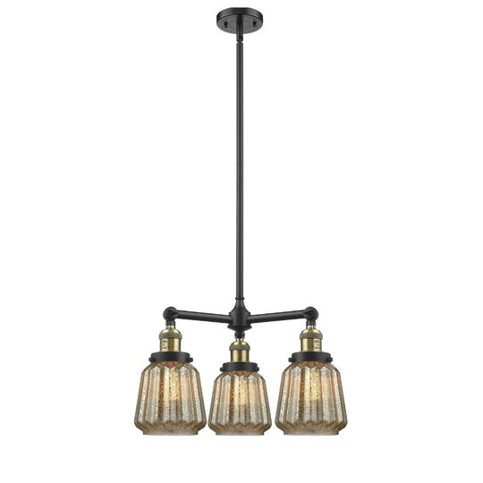 Chatham 24-Inch Chandelier with Hang Straight Swivel