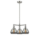 Load image into Gallery viewer, Fulton 22-Inch Chandelier with Hang Straight Swivel