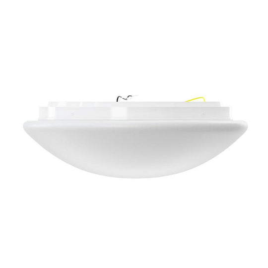 "11"" LED Flush Mount Ceiling Lights - Round Mushroom Design - 1050 Lm - Dimmable Flush Mount"