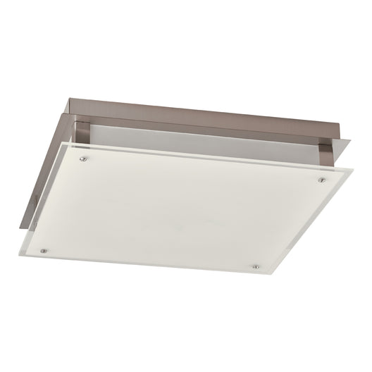 Essex Led M. Ceiling Lite Polished Chrome Dimmable Frost