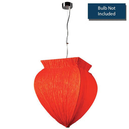 1 Light Pendant From Bombay Collection
