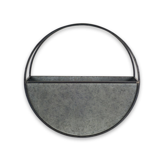Wall Pocket Metal - 19.75 Inch