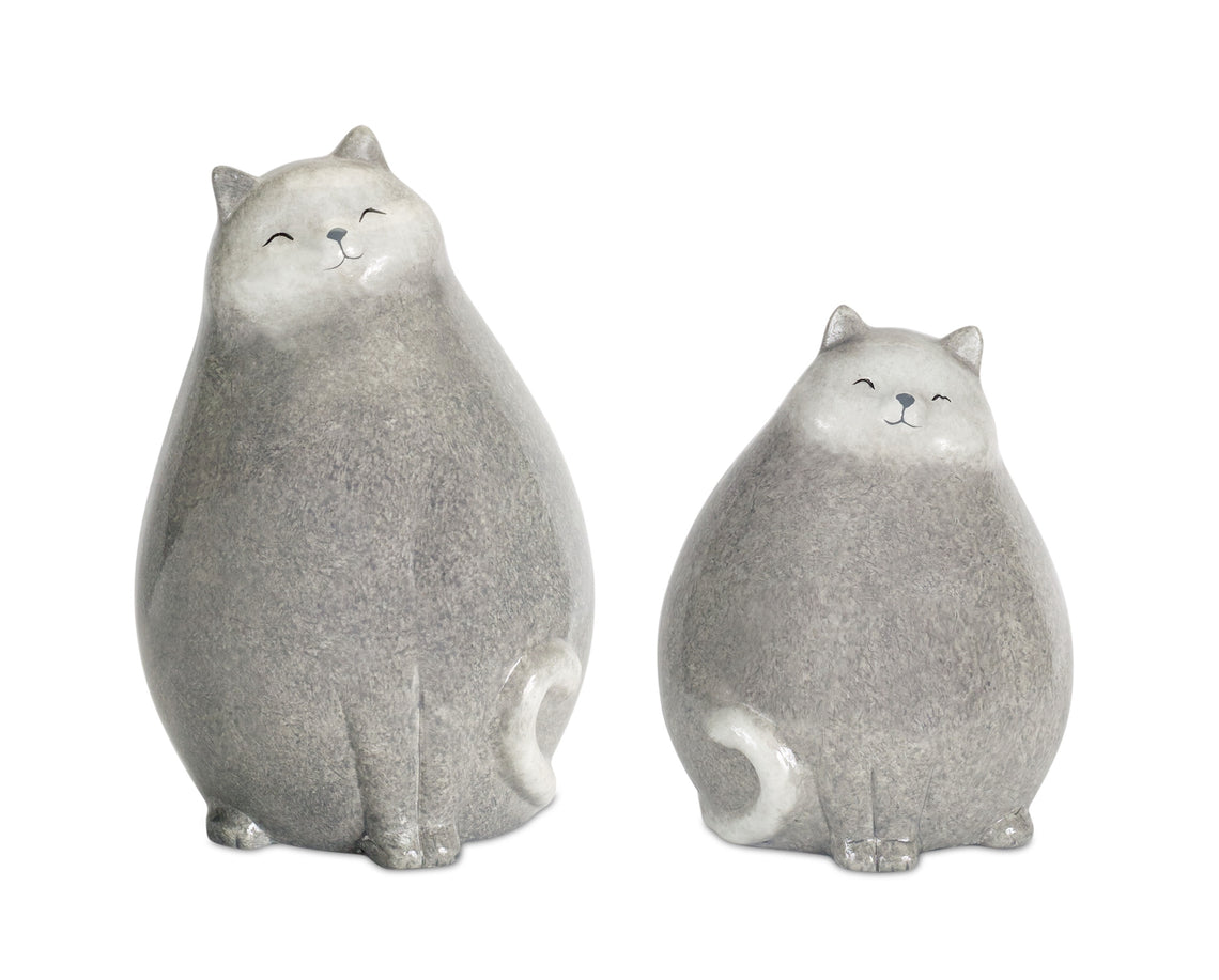 Cat (Set of 4) 7.5
