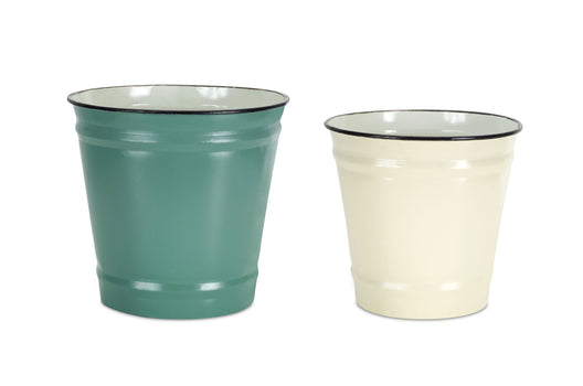 Pot (set of 4) 6