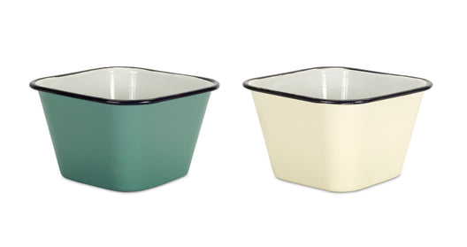 Square Pot (set of 4) 5.75