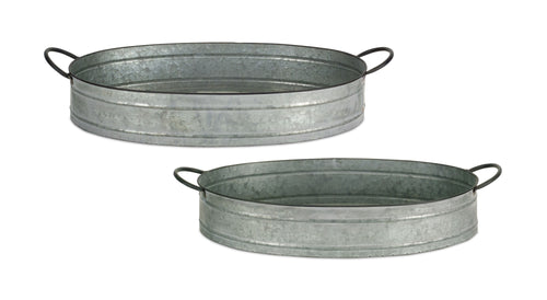 Tray (Set of 2) 23.5