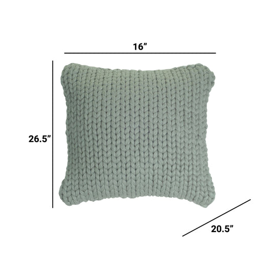 "Pillow (Set of 2) 17"" Polyester"