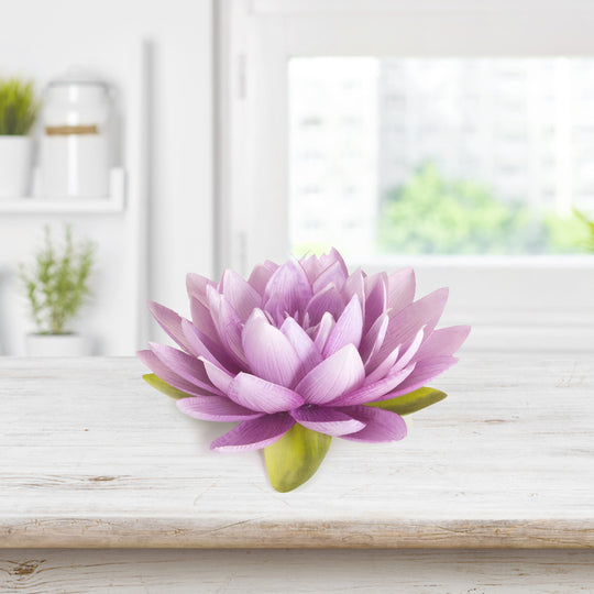 Lotus (Set of 12) In Polyester