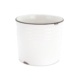 Perfect sets of 2 Ceramic Pot 7.5 x 5.75 Inch