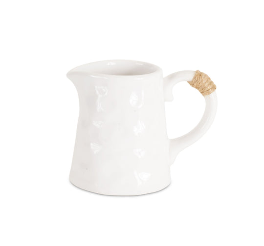 Ceramic Pitcher, sets of 6: 3.5 Inches