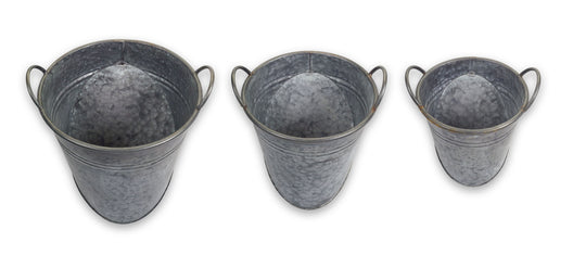 Wall Pail (Set of 3) 10.5