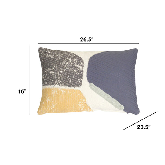 "Pillow (Set of 2) 17.5"" x 11.75"" Polyester"