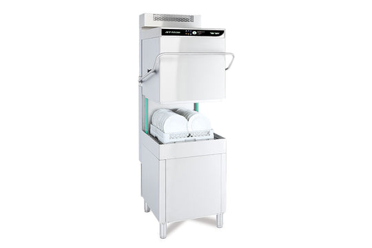 Jet-Tech Dishwasher, high temperature, door-type