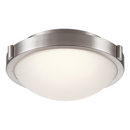 Corso M. Led Ceiling Lite Satin Nickel Dimmable Frost