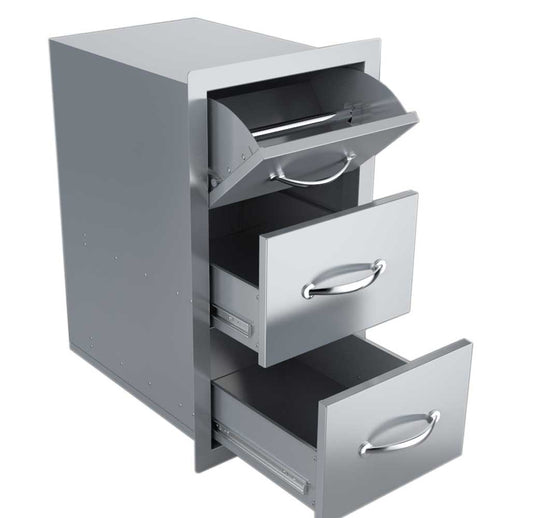 Drawer & Paper Holder Combo