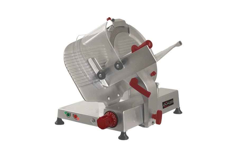 Axis Food Slicer, manual, gravity feed, 14