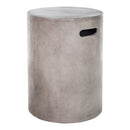Load image into Gallery viewer, Cato Outdoor Stool, Dark Grey
