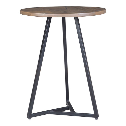 Xerra Side Table, Grey, Transitional
