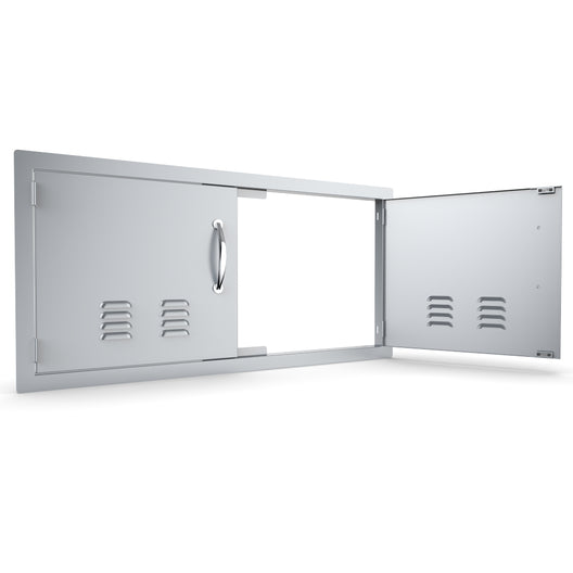 Vented Double Door