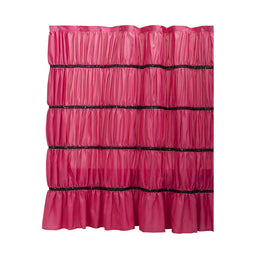Twinkle Pink Shower Curtain