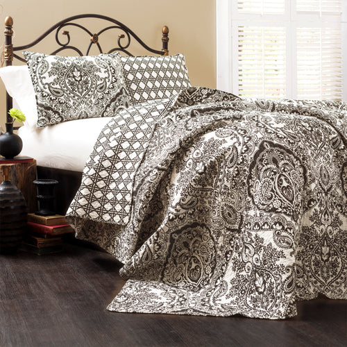 Aubree 3 pc Quilt Set