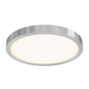 "Load image into Gallery viewer, 14"" LED Round Flush Mount, 120V, 28W, 1600 Lumens"