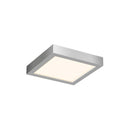 "Load image into Gallery viewer, 6"" LED Square Flush Mount, 120V, 11W, 750 Lumens"