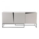 Load image into Gallery viewer, Contemporary Modern Albion Accent Kitchen Buffet Sideboard & Storage Cabinet